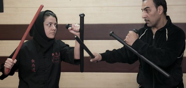 تمرین انواع سلاح